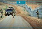 جندرما الجندرما التركية تركيا الحدةد السورية التركية