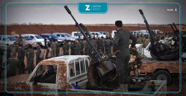 الجيش الحر فصائل الثوار تعزيزات عسكرية معركة تمهيد استعداد مضاد 23 هجوم تصدي اشتباك