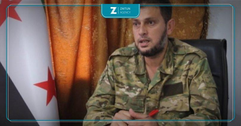 النقيب ناجي مصطفى الجبهة الوطنية للتحرير