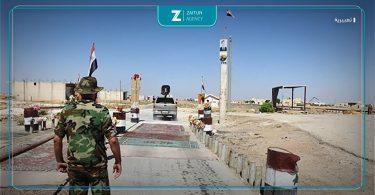 حاجز قوات الأسد سوريا درعا حمص تعبيرية نظام الأسد