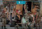 تركيا رتل تركي عسكري نقطة تركية نقطة مراقبة