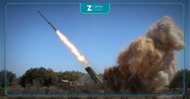 الجيش الحر فصائل الثوار قصف مدفعي راجمة صواريخ قصف صاروخي