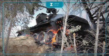 تدمير دبابة خسائر قوات الأسد إدلب حلب فصائل الثوار الفصائل العسكرية