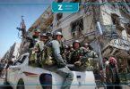 ريف دمشق قوات الأسد عناصر مخابرات استخبارات اعتقال انشقاق