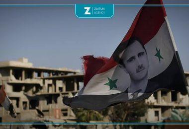 نظام الأسد قوات بشار الأسد