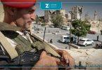 قوات روسية روسيا ريف دمشق درعا