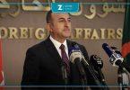 جاويش تشاووس مولود أوغلو وزير الخارجية التركي