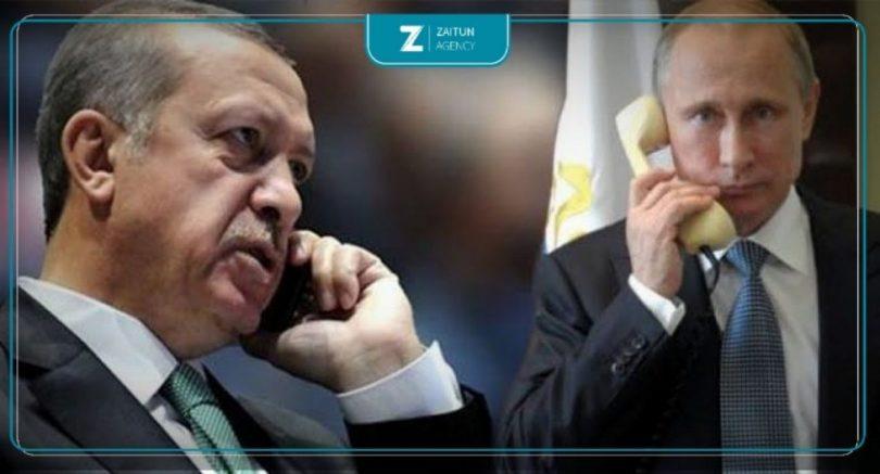 أردوغان بوتين