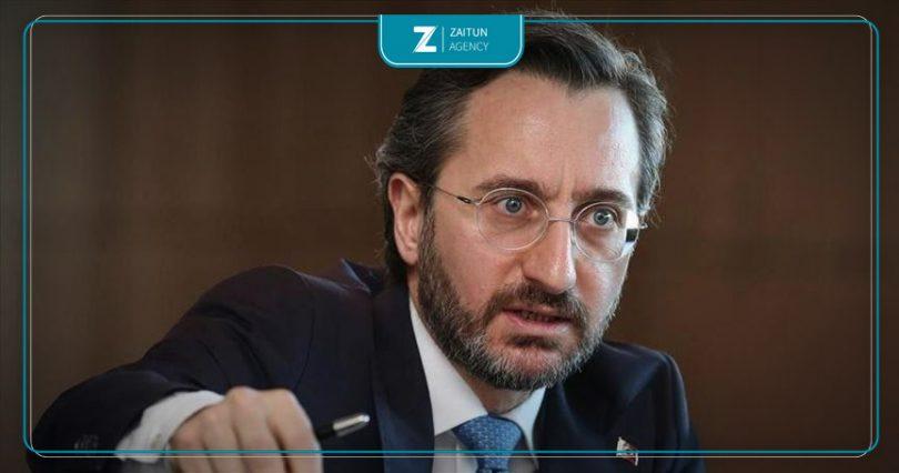 فخر الدين الطون مدير دائرة الاتصالات برئاسة الجمهورية التركية