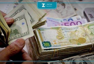 الليرة الدولار اقتصاد العملة السورية التركية