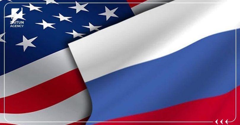 أمريكا روسيا