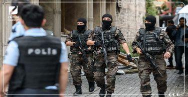 الأمن التركي الشرطة التركية جدرما الجندرما