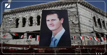 بشار الأسد دوما