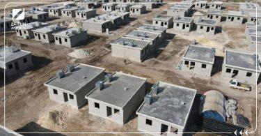 بناء منازل
