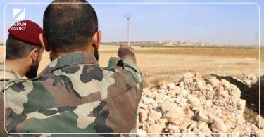 تادف قوات الأسد