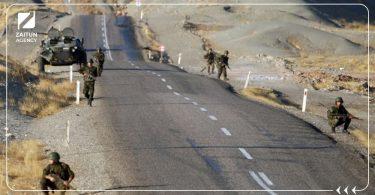 تركيا حدود جندرما