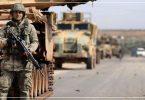 تركي قوات جنود رتل تركي الجيش التركي
