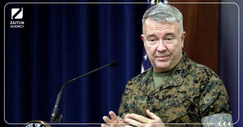 جنرال امريكي ماكنزي