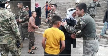 جنود اتراك تركيا سوريين