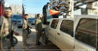 جيش الإسلام دوار