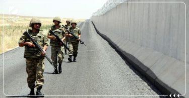 حرس حدود تركي جندرما الجندرمة التركية