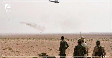خسائر ميليشيات إيران في دير الزور بسبب الضربة الأمريكية