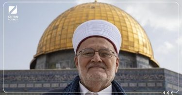 خطيب المسجد الأقصى عكرمة صبري