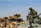 دورية تركية روسية مشتركة رتل تعزيزات