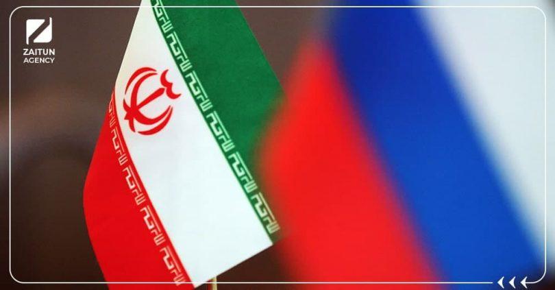 روسيا إيران