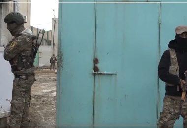 سجن غويران قسد داعش