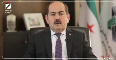 عبد الرحمن مصطفى الحكومة المؤقتة