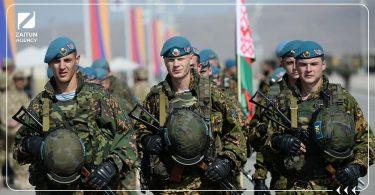 قوات بيلاروسية