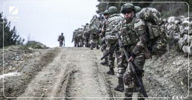 قوات تركية كوماندز القوات التركية