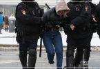 قوات روسية اعتقال
