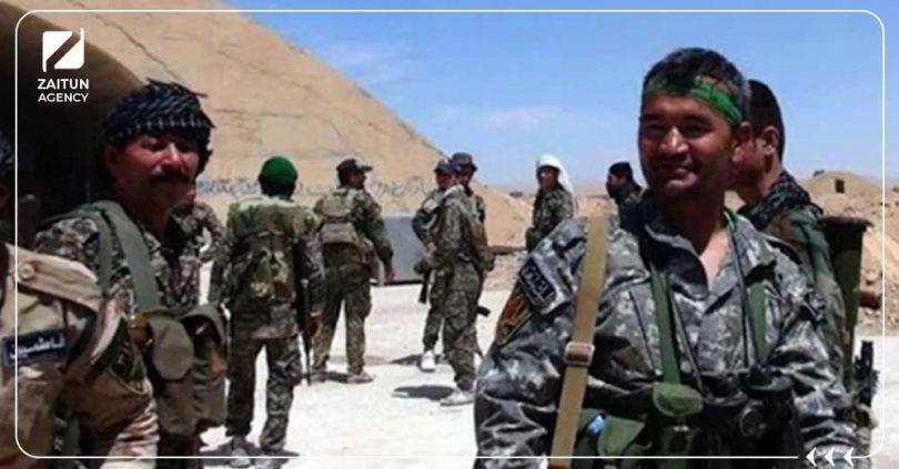 ميليشيا أفغانية ميليشيات أفغانية الميليشيات الأفغانية