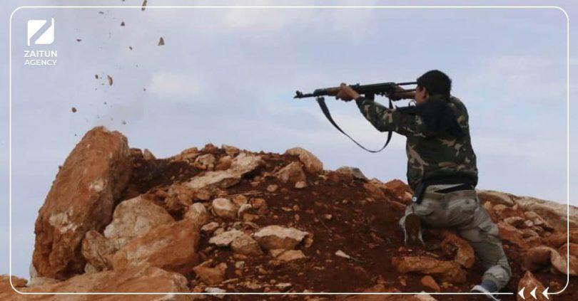 هجوم فصائل الثوار تقدم سيطرة الجيش الحر
