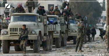 استخبارات مخابرات نظام الأسد مداهمات الجيش السوري