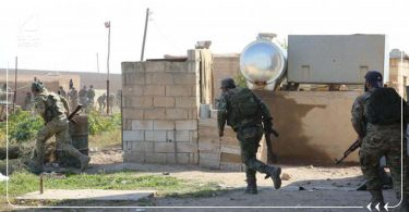 اشتباكات جيش وطني قسد الجيش الوطني