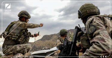 الجيش التركي جنود أتراك معركة الدفاع التركية