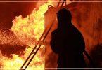 دفاع مدني حراقات حريق ترحين