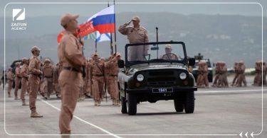روسيا قاعدة روسية