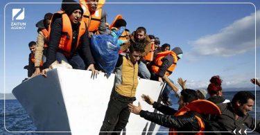 لاجئون لاجئ سوري