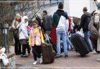 لاجئين لاجئ لاجئون مهاجرين أوربا