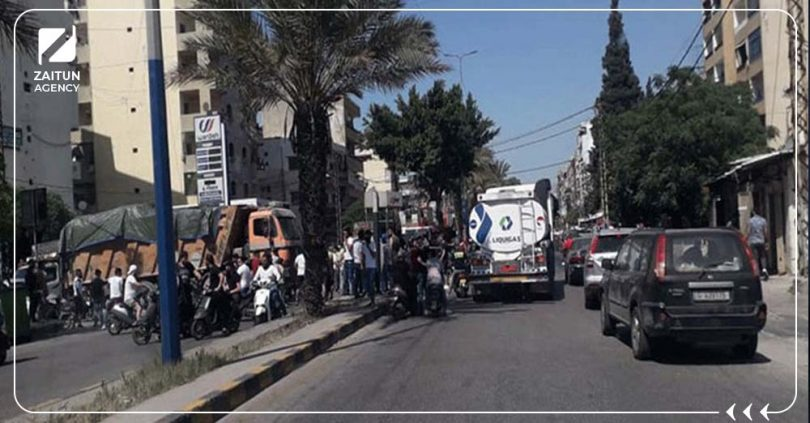 لبنان احتجاج