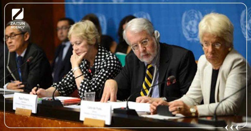 لجنة تحقيق دولية