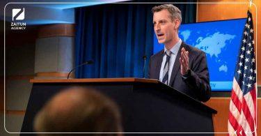 الخارجية الأمريكية نيد برايس أمريكا المتحدث باسم الخارجية