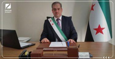 هيئة القانونيين السوريين خالد شهاب الدين