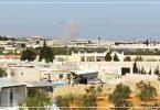قصف مدفعي قوات الأسد