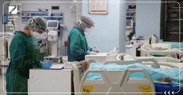 مشفى الطب الصحة كورونا